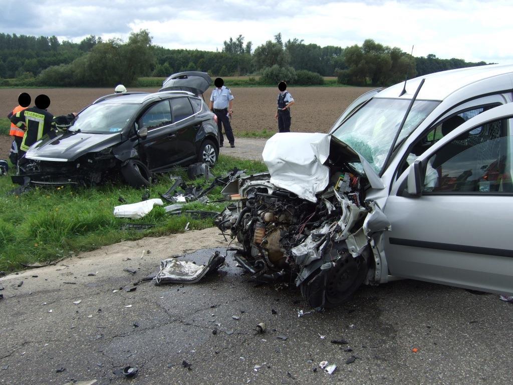 Techn. Hilfe > Verkehrsunfall
